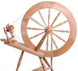 All in a Spin – spinning wheels and accessories for sale