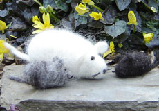 All In A Spin – needlefelting courses & workshops